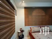 Wooden Brown Zebra Curtains Blinds | Home Accessories for sale in Greater Accra, Tema Metropolitan