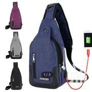 Unisex Rechargeable Backpack | Bags for sale in Eastern Region, New-Juaben Municipal