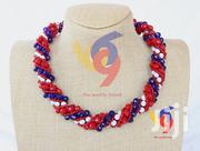 Beaded Necklace With Earrings Top Quality | Jewelry for sale in Greater Accra, Teshie-Nungua Estates