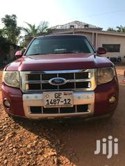 Ford Escape 2010 XLS Red | Cars for sale in Greater Accra, Nii Boi Town