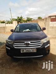 Toyota Highlander 2013 Brown | Cars for sale in Greater Accra, Kwashieman