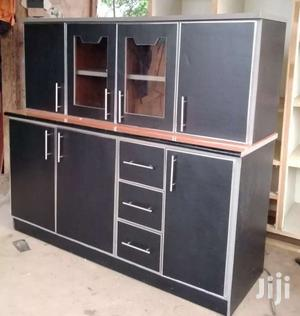 Neat And Affordable Top And Down Kitchen Cabinet