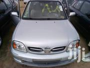 Nissan Micra 2004 Silver | Cars for sale in Northern Region, Bunkpurugu-Yunyoo