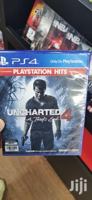 Uncharted 4 - A Thief's End | Video Games for sale in Greater Accra, Osu