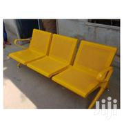 Waiting Chair (YELLOW) | Furniture for sale in Greater Accra, Adabraka