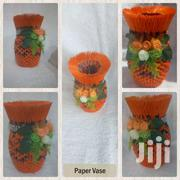 Paper Vase | Home Accessories for sale in Greater Accra, Agbogbloshie