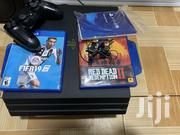 Ps4 Pro 1trbt Red Redemption Bundle | Video Game Consoles for sale in Greater Accra, Dansoman