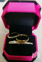 4 Set Gold Plated Wedding Rings | Jewelry for sale in Greater Accra, Ga South Municipal