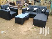 Stylish Leather Sofa Made Quality | Furniture for sale in Greater Accra, Ga East Municipal