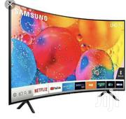 New Samsung 55inches Uhd Smart 4K Digital Satellite | TV & DVD Equipment for sale in Greater Accra, Accra Metropolitan