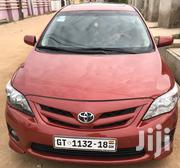 Toyota Corolla 2013 S 5-Speed Red | Cars for sale in Greater Accra, Accra Metropolitan