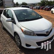 Toyota Yaris 2012 SE Hatchback Automatic White | Cars for sale in Northern Region, Tamale Municipal