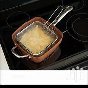 All Purpose Copper And Ceramic Square Infused Cookware | Kitchen & Dining for sale in Central Region, Cape Coast Metropolitan