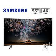 Quality New Samsung 55 Inch Curved Smart Satellite 4K UHD TV | TV & DVD Equipment for sale in Greater Accra, Asylum Down