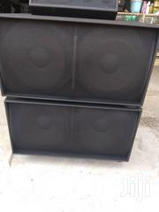 Professional Double Bass Speakers | Audio & Music Equipment for sale in Greater Accra, Kwashieman