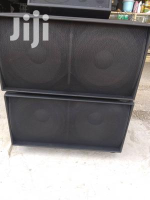 Professional Double Bass Speakers
