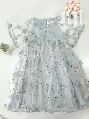 Lace Dress For Girls