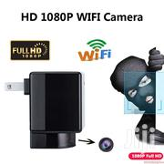 1080P WIFI HD SPY DVR Hidden Wall Charger Camera Adapter | Cameras, Video Cameras & Accessories for sale in Greater Accra, Accra Metropolitan