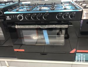 New Nasco 4 Burner Gas Cooker With Oven Grill