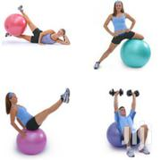 Gym Ball For Men And Women | Sports Equipment for sale in Greater Accra, Kwashieman