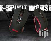 Jedel M80 Gaming Mouse With Colourful Light   Computer Accessories  for sale in Greater Accra, Tesano
