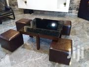 Classy Centre Table With 4 Chairs   Furniture for sale in Greater Accra, Kokomlemle