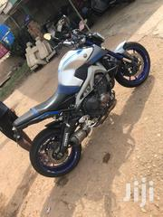 Yamaha FZ 2016 White   Motorcycles & Scooters for sale in Greater Accra, Darkuman
