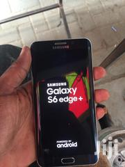 New Samsung Galaxy S6 Edge Plus 32 GB Black   Mobile Phones for sale in Greater Accra, Dansoman