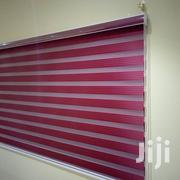 Your Favorite Wine Zebra Curtains Blinds | Home Accessories for sale in Greater Accra, Airport Residential Area