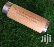 Customized Bamboo Vacuum Flasks | Kitchen & Dining for sale in Brong Ahafo, Wenchi Municipal