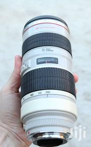 Canon 70-200mm F2.8 Usm | Photo & Video Cameras for sale in Greater Accra, North Kaneshie