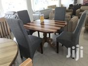 Dining Set Round Type With Four Chair | Furniture for sale in Volta Region, North Tongu