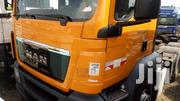 Man Truck Double Axle 2015 Orange | Trucks & Trailers for sale in Greater Accra, Ledzokuku-Krowor