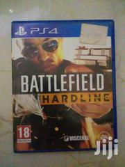 Battlefield Hardline PS4 Cd | Video Games for sale in Greater Accra, Kwashieman
