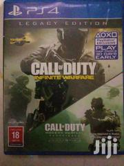 Call Of Duty Infinite Warfare Ps4 Cd | Video Games for sale in Greater Accra, Kwashieman