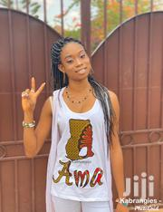 African Print Tank-Top | Clothing for sale in Greater Accra, Adenta Municipal