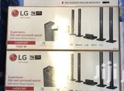 LG 5.1 CH Home Theater Bluetooth DVD 1000 Watts System | Audio & Music Equipment for sale in Greater Accra, Accra Metropolitan