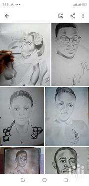 Pencil Portrait | Arts & Crafts for sale in Ashanti, Offinso North