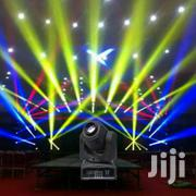 Moving Head Light Stage Dj DMX512 60 Watt Led Mini Gobo Moving Heads | Stage Lighting & Effects for sale in Greater Accra, Adenta Municipal