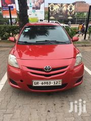 Toyota Yaris 2007 1.5 Red | Cars for sale in Greater Accra, Ga East Municipal