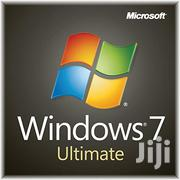 Bootable Windows 7 SP1 Ultimate Pen Drive | Software for sale in Greater Accra, Roman Ridge