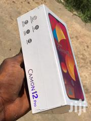 New Tecno Camon 12 Pro 64 GB Black | Mobile Phones for sale in Greater Accra, East Legon (Okponglo)