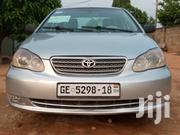 Toyota Corolla 2007 Silver | Cars for sale in Greater Accra, Ga West Municipal