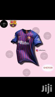 Barcelona Jersey | Clothing for sale in Greater Accra, Accra Metropolitan