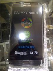 New Samsung Galaxy Note II N7100 16 GB Black | Mobile Phones for sale in Greater Accra, Dzorwulu