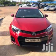 Toyota Corolla 2015 Red   Cars for sale in Greater Accra, Achimota