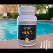Livepure Purxcel Dietary Supplements (2 Plastic Containers) | Vitamins & Supplements for sale in Greater Accra, East Legon