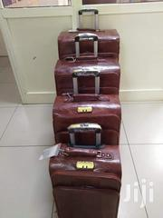 4 Set Leather Suitcase | Bags for sale in Greater Accra, Kwashieman