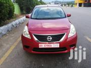 Nissan Sunny 2015 Red | Cars for sale in Greater Accra, Abelemkpe