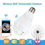 360 Bulb Wireless IP Camera | Security & Surveillance for sale in Greater Accra, Cantonments